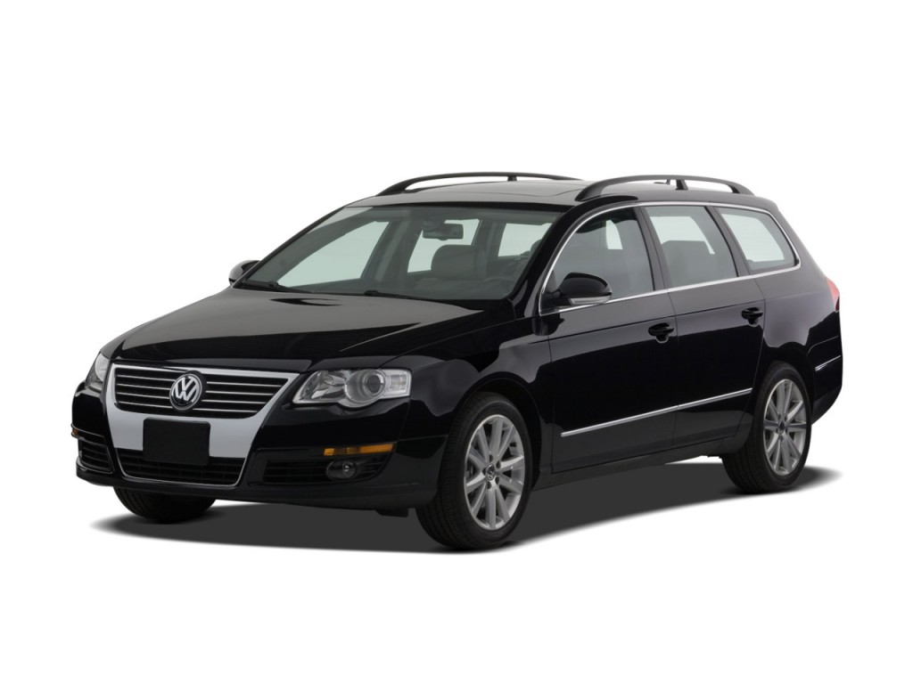 image 2008 volkswagen passat wagon 4 door auto vr6 4motion angular front exterior view size. Black Bedroom Furniture Sets. Home Design Ideas