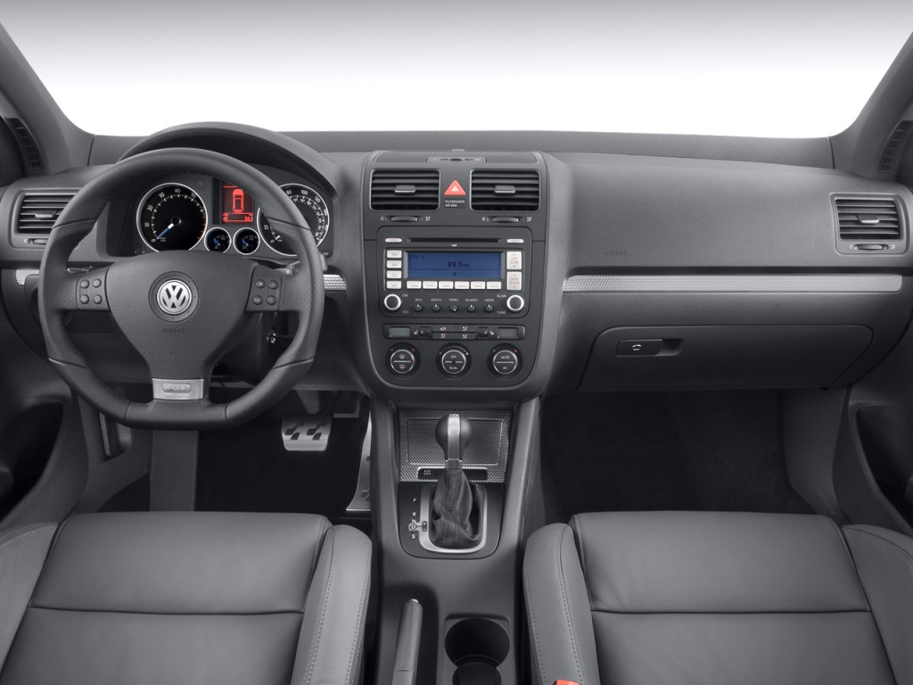 Image: 2008 Volkswagen R32 2-door HB *Ltd Avail* Dashboard ...
