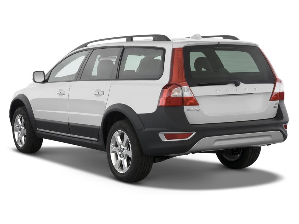 Image 2008 Volvo Xc70 4 Door Wagon Angular Rear Exterior View Size 1024 X 768 Type Gif