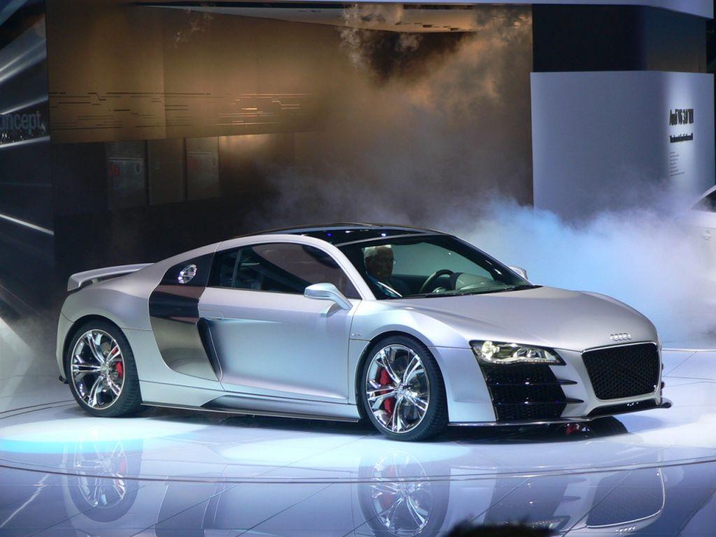2008 Audi R8 Tdi Concept