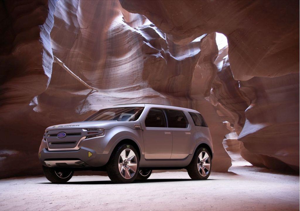 2008 Ford Explorer America Concept