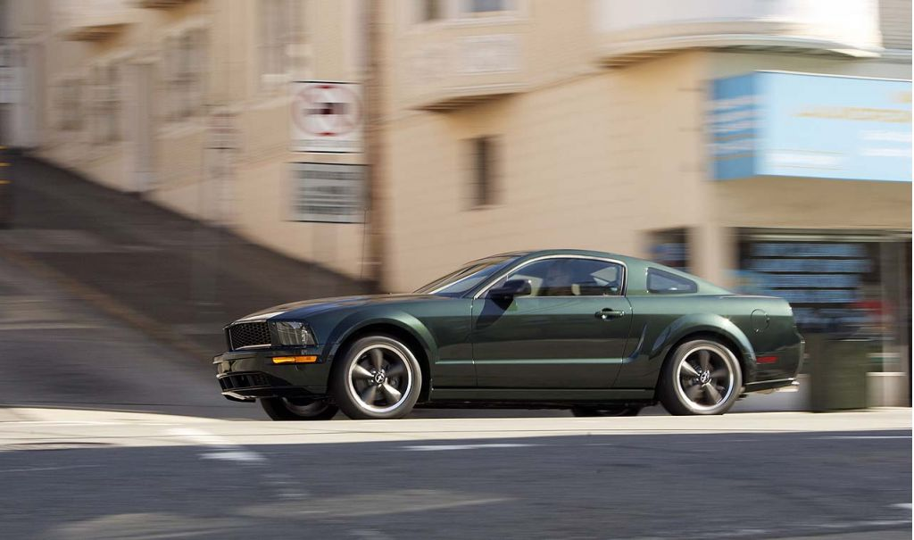 image 2008 ford mustang bullitt size 1024 x 605 type gif posted on november 6 2007 5 56. Black Bedroom Furniture Sets. Home Design Ideas