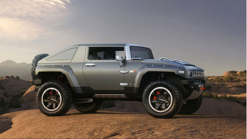 2008 HUMMER HX Concept - Jabonski