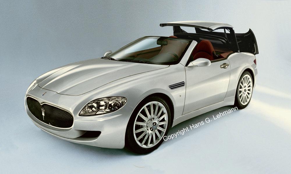 2008 Maserati Mistral