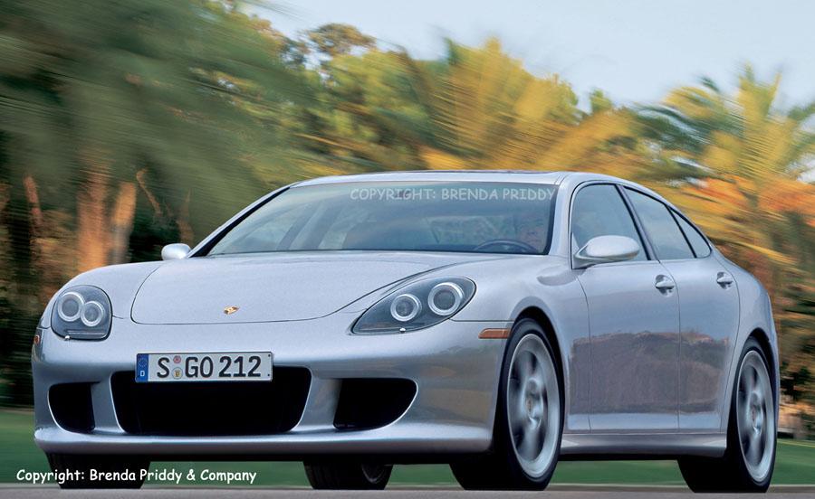 Video: Porsche Panamera Promo Video