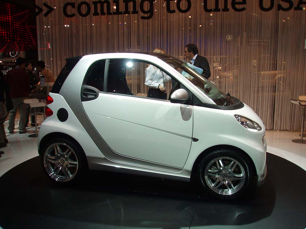 2008 Smart Fortwo Review Ratings Specs Prices And Photos The Car Connection