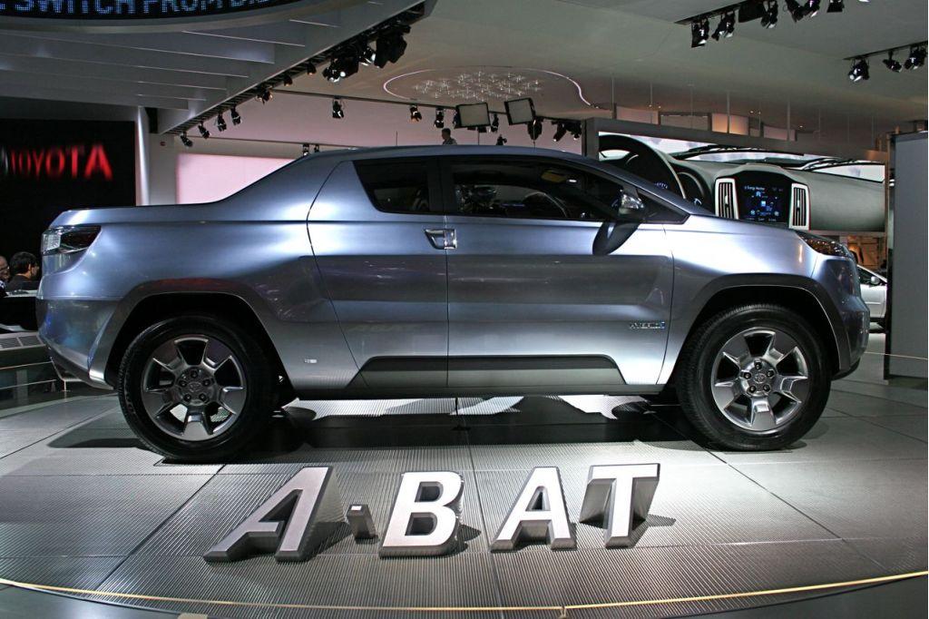 2008 Toyota A-BAT Concept, Detroit Auto Show