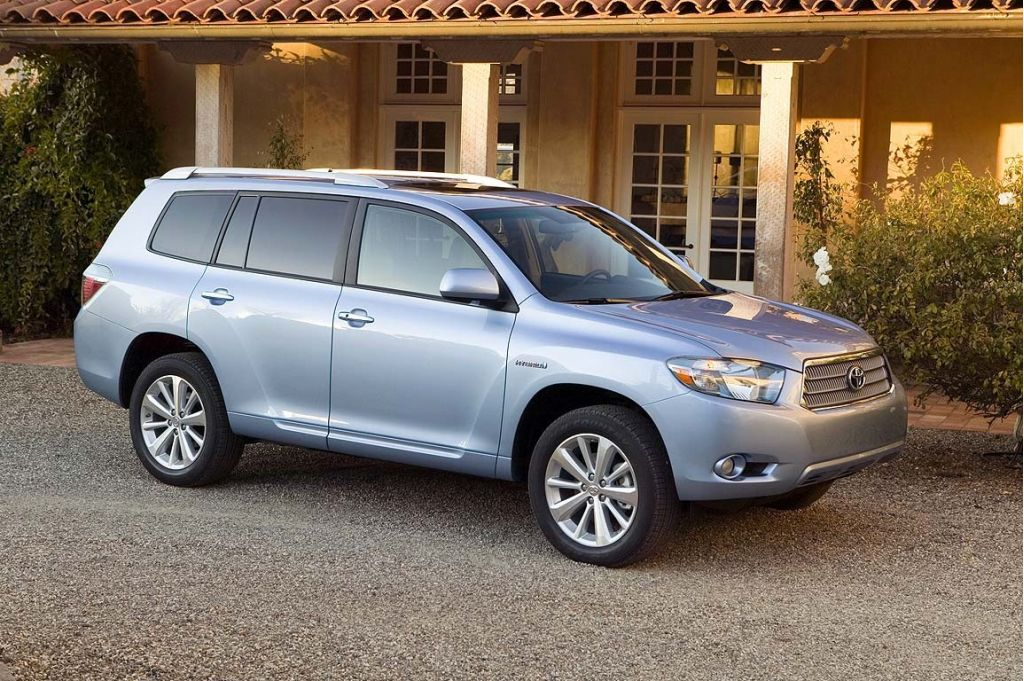 image 2008 toyota highlander hybrid size 1024 x 681 type gif posted on february 7 2007. Black Bedroom Furniture Sets. Home Design Ideas