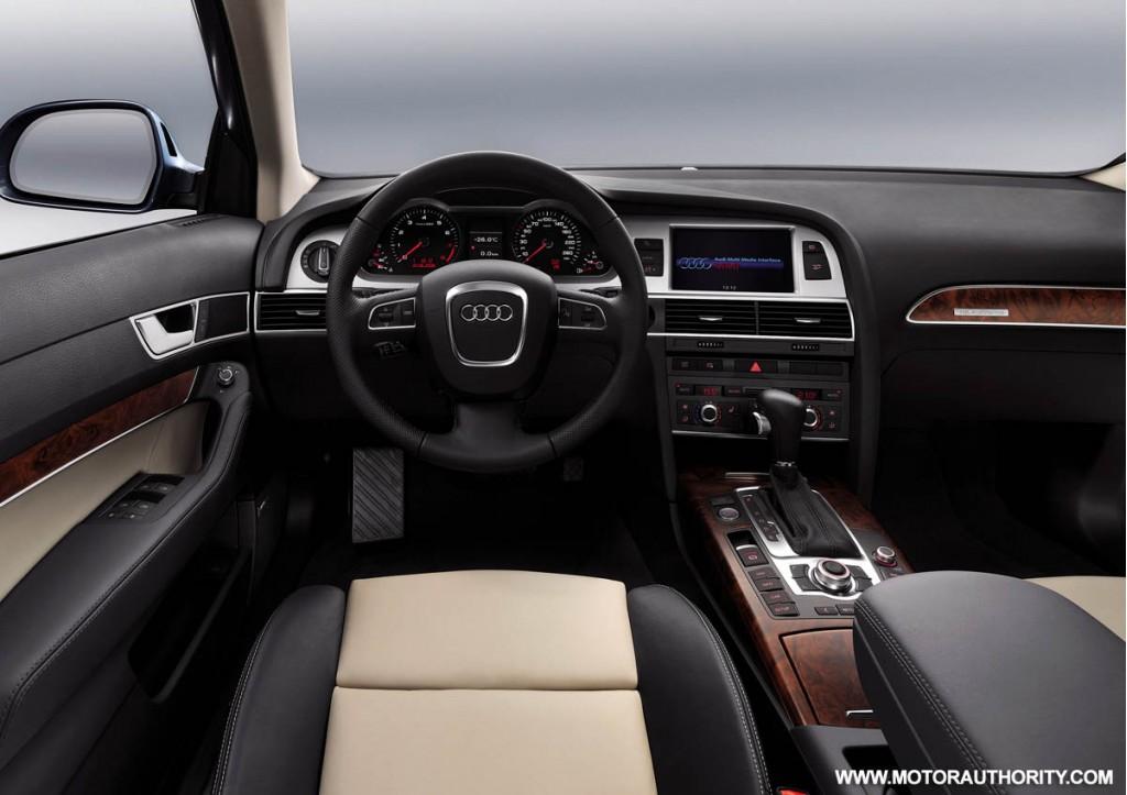 Image 2009 Audi A6 Sedan Avant Allroad Facelift 023 Size