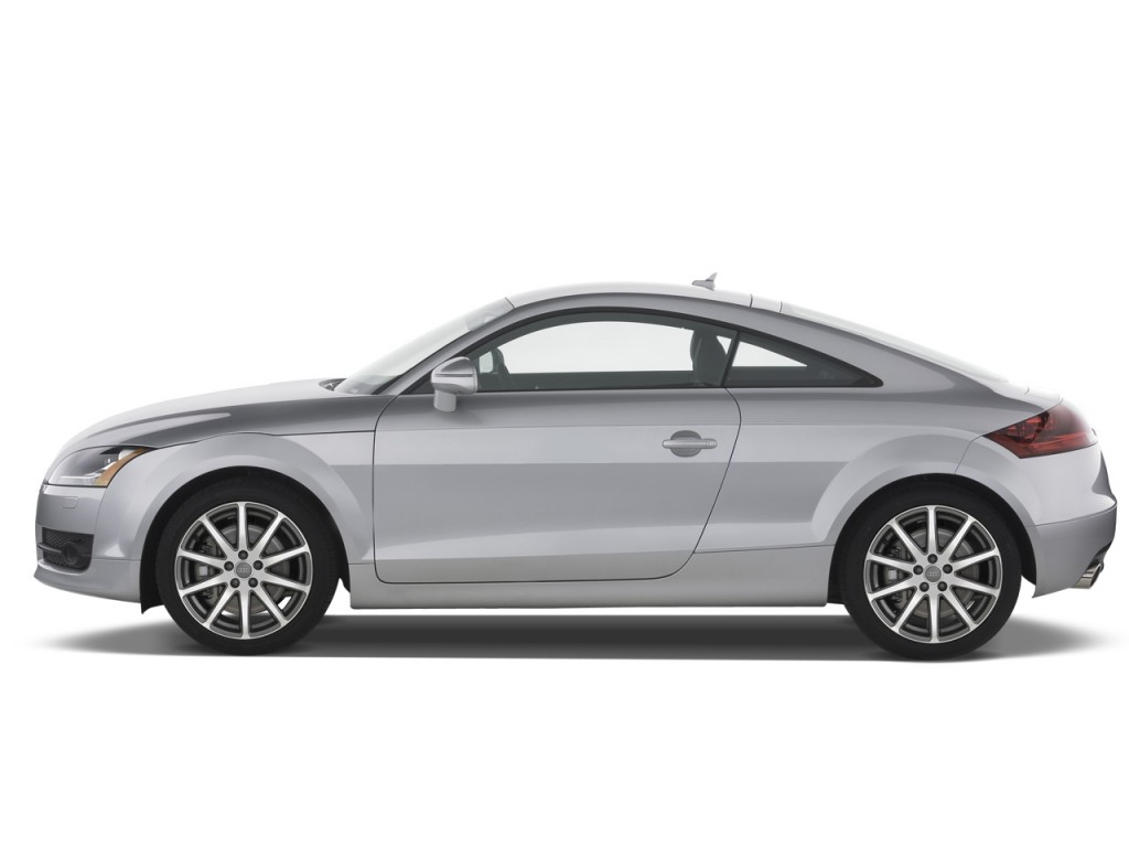 Image 2009 Audi Tt 2 Door Coupe Mt 3 2l Quattro Prem Plus