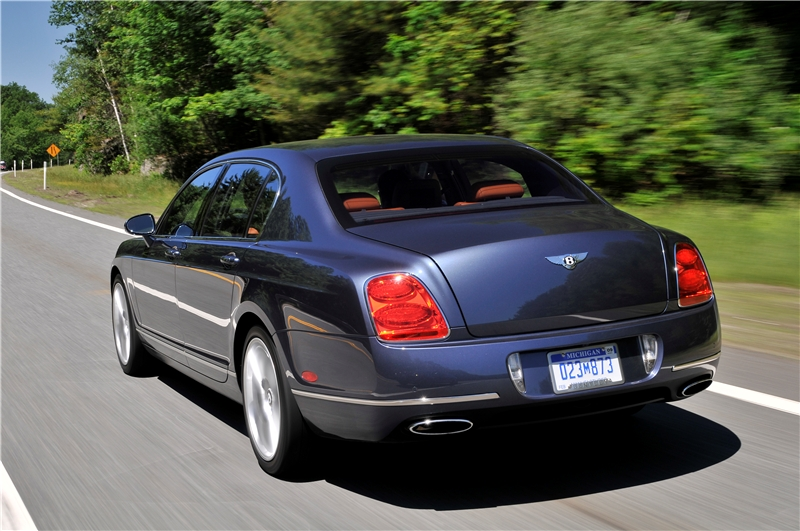 2009 Bentley Flying Spur Speed