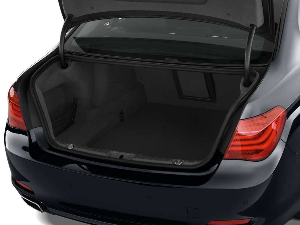 Image 2009 Bmw 7 Series 4 Door Sedan 750i Trunk Size 1024 X 768 Type Gif Posted On