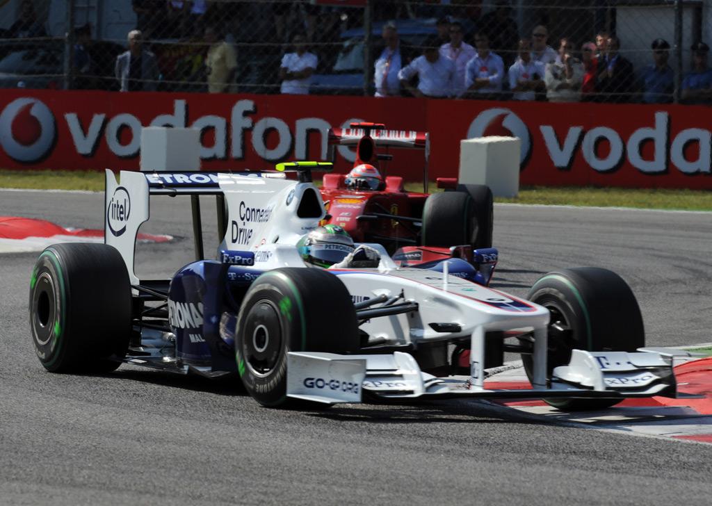Lotus To Replace Bmw Sauber On 2010 F1 Grid