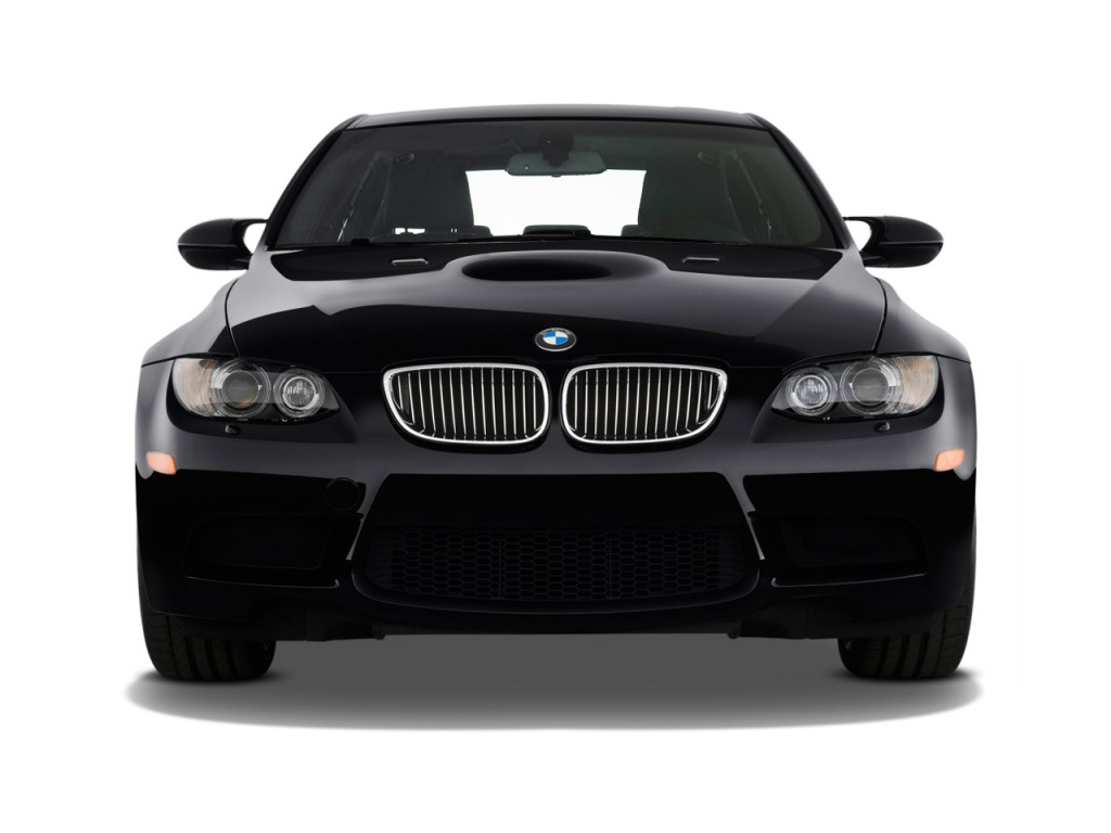 Image 2009 Bmw M3 2 Door Coupe Front Exterior View Size