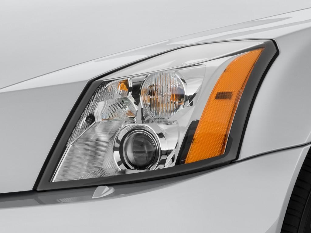 Cadillac Xlr Door Convertible Platinum Headlight L