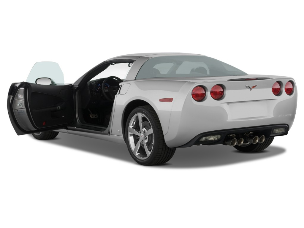 image 2009 chevrolet corvette 2 door coupe w 3lt open. Black Bedroom Furniture Sets. Home Design Ideas