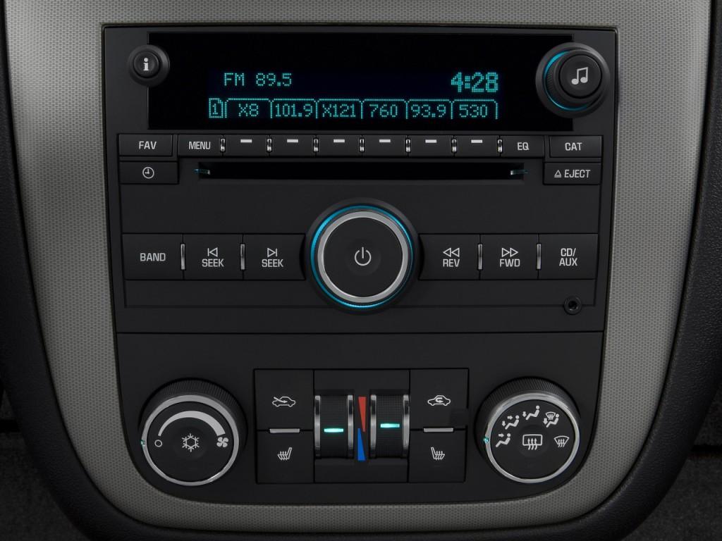Image: 2009 Chevrolet Impala 4-door Sedan SS *Ltd Avail ...