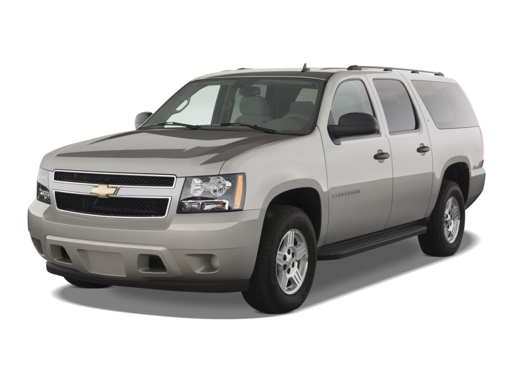 image 2009 chevrolet suburban 2wd 4 door 1500 ls angular front exterior view size 1024 x 768. Black Bedroom Furniture Sets. Home Design Ideas