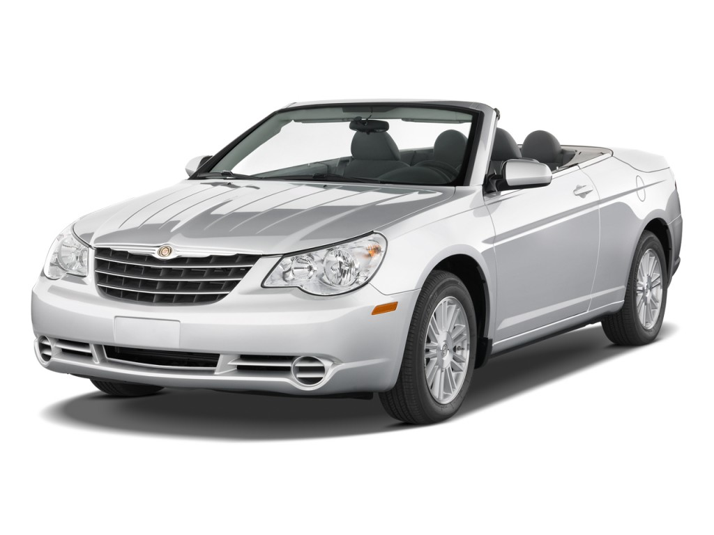 image 2009 chrysler sebring 2 door convertible touring. Black Bedroom Furniture Sets. Home Design Ideas