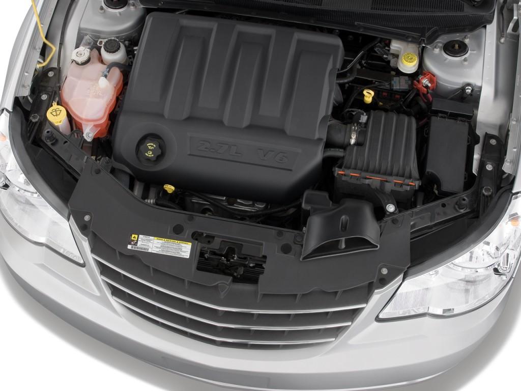 Image: 2009 Chrysler Sebring 2-door Convertible Touring ...