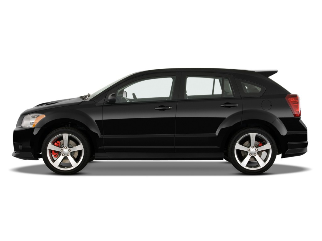 image 2009 dodge caliber 4 door hb srt4 side exterior. Black Bedroom Furniture Sets. Home Design Ideas