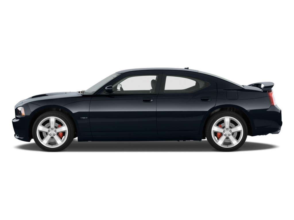 image 2009 dodge charger 4 door sedan srt8 rwd side. Black Bedroom Furniture Sets. Home Design Ideas
