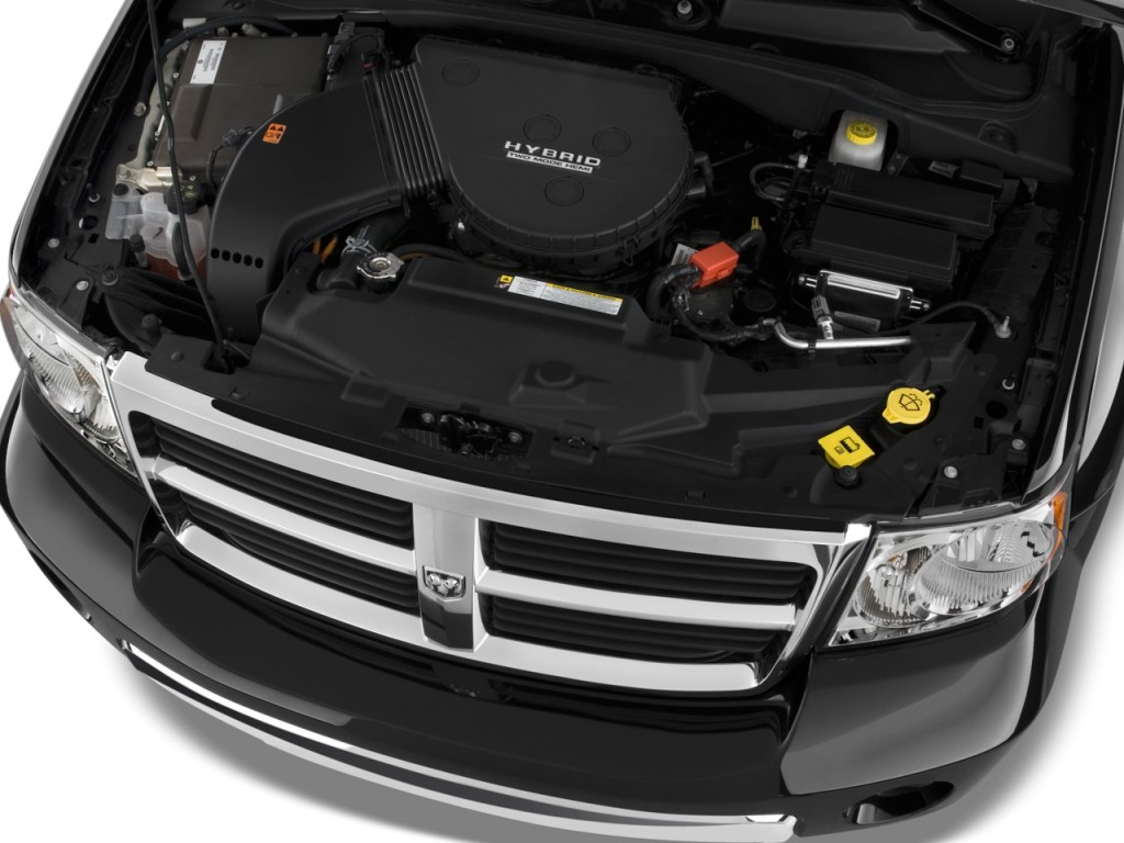Image 2009 Dodge Durango 4wd 4 Door Limited Hybrid Engine