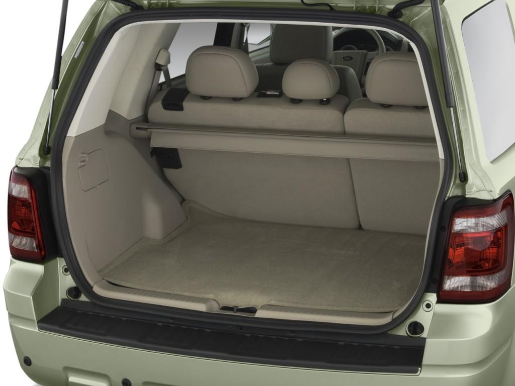 Image 2009 Ford Escape 4wd 4 Door I4 Cvt Hybrid Limited