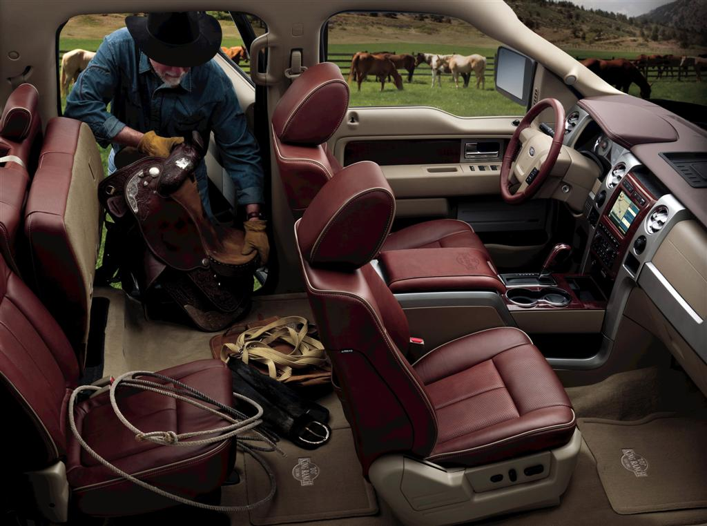Image 2009 Ford F 150 King Ranch Interior Size 1024 X 762 Type Gif Posted On February 3