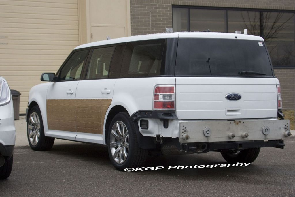 image 2009 ford flex spy shots size 1024 x 683 type gif posted on march 24 2008 3 39 pm. Black Bedroom Furniture Sets. Home Design Ideas