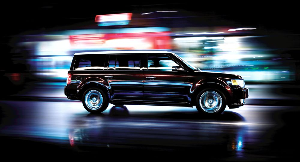Ford Flex Finds Its Niche and Turns a Few Heads