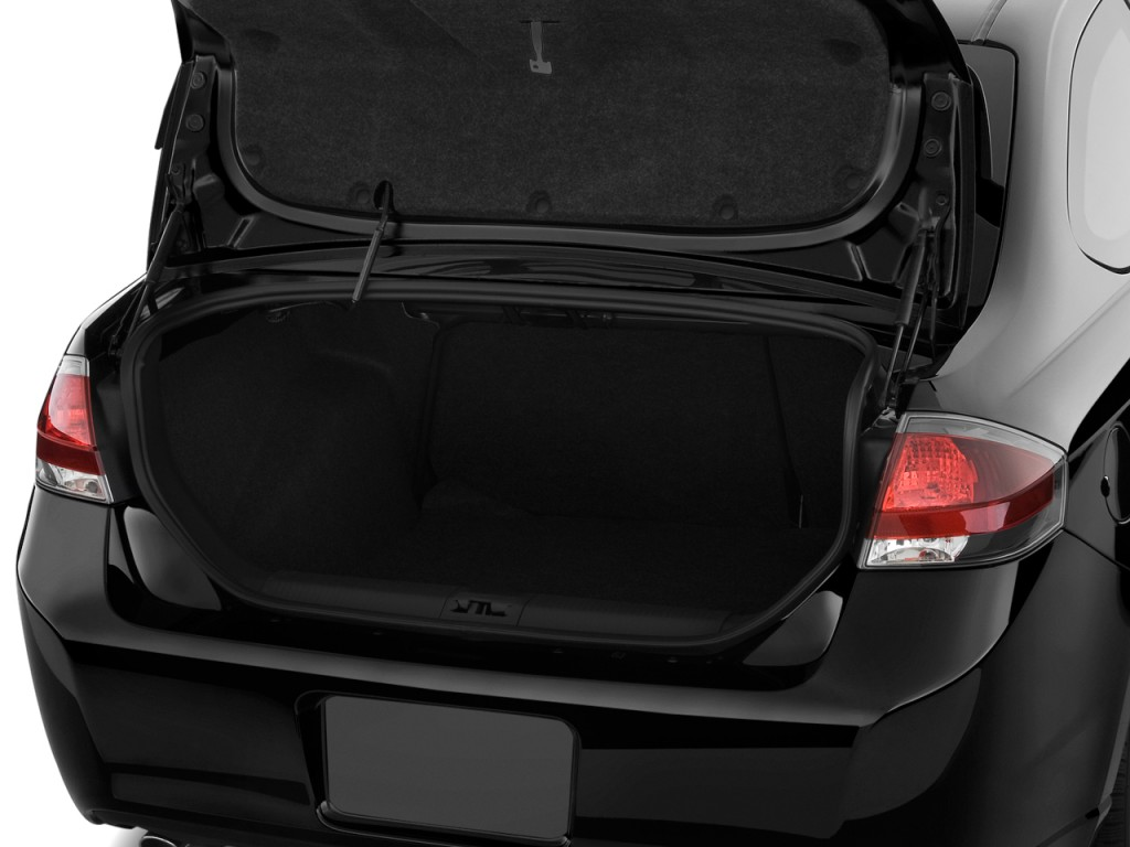 Image 2009 Ford Focus 2door Coupe SE Trunk size 1024 x 768