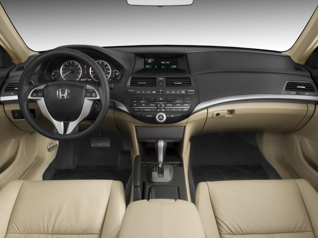Image 2009 Honda Accord Coupe 2 Door I4 Auto Ex L