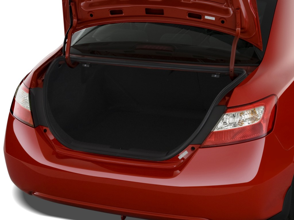 Image 2009 Honda Civic Coupe 2 Door Man Ex Trunk Size
