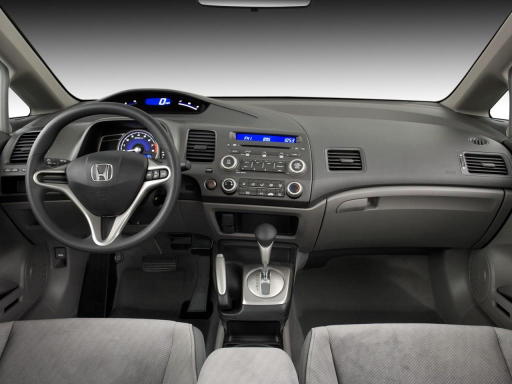 image 2009 honda civic sedan 4 door auto lx dashboard size 1024 x 768 type gif posted on. Black Bedroom Furniture Sets. Home Design Ideas