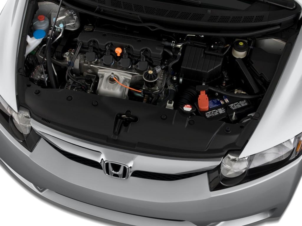 Image 2009 Honda Civic Sedan 4 Door Auto Lx Engine Size