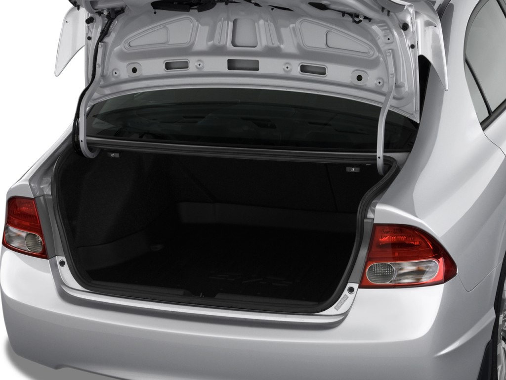 image 2009 honda civic sedan 4 door man si trunk size 1024 x 768 type gif posted on. Black Bedroom Furniture Sets. Home Design Ideas
