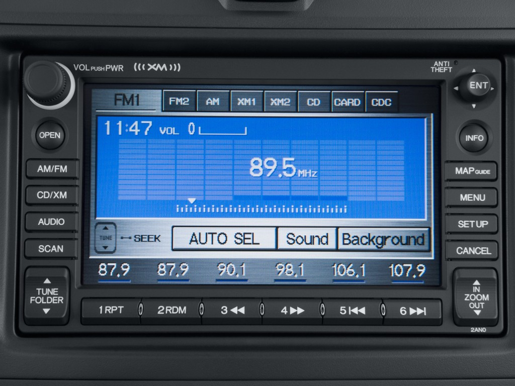 Image 2009 Honda Cr V 2wd 5dr Ex L W Navi Audio System Size 1024 X 768 Type Gif Posted On