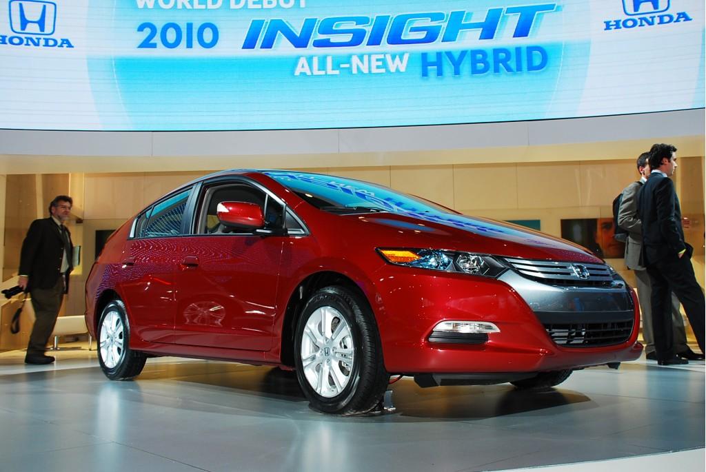 Image 2009 Honda Insight Hybrid Live 15 Size 1024 X 685