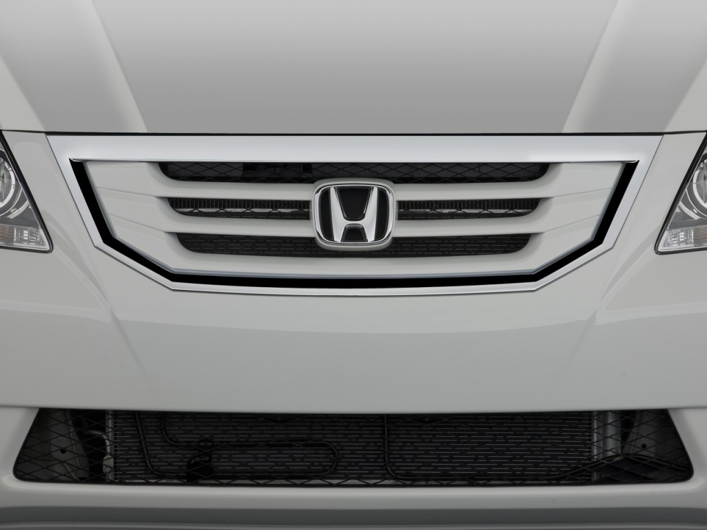 Image 2009 Honda Odyssey 4 Door Wagon Lx Grille Size 1024 X 768 Type Gif Posted On