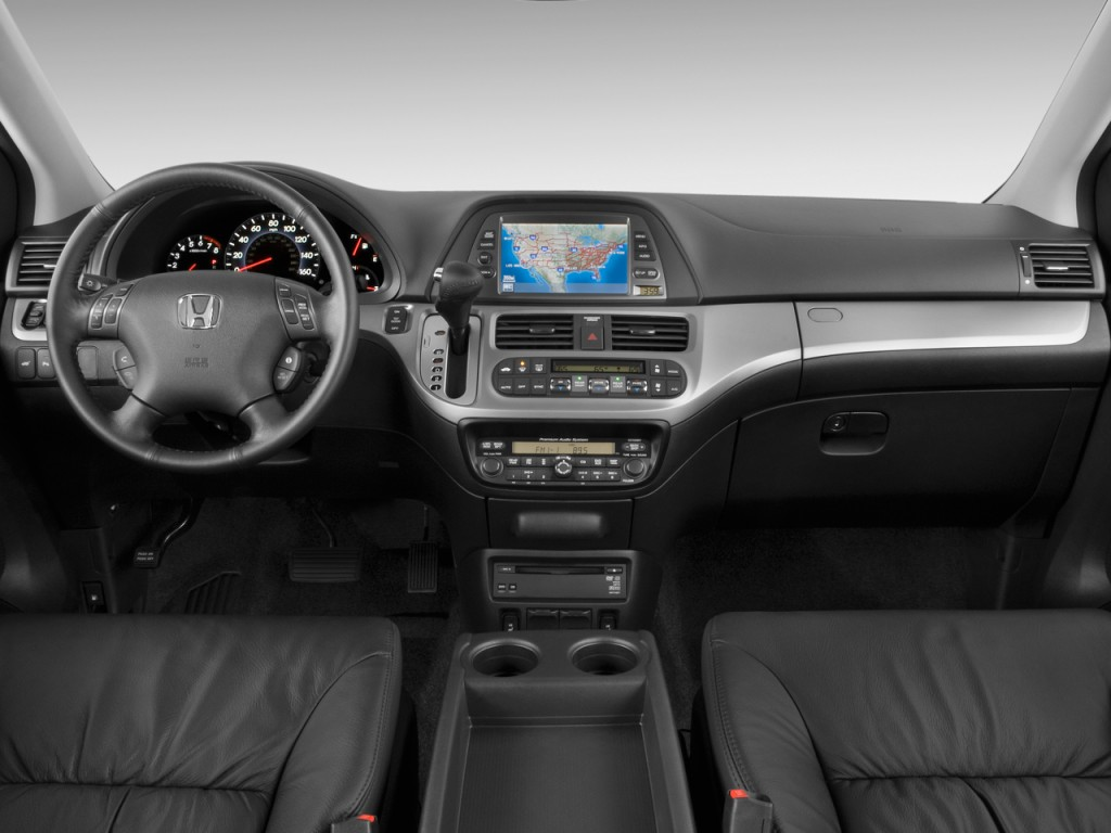 image  honda odyssey  door wagon touring dashboard size    type gif posted