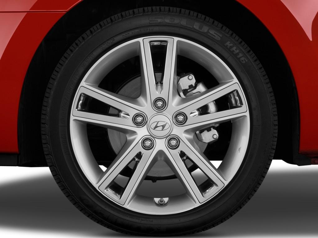 Image 2009 Hyundai Elantra 4 Door Wagon Man Touring Wheel