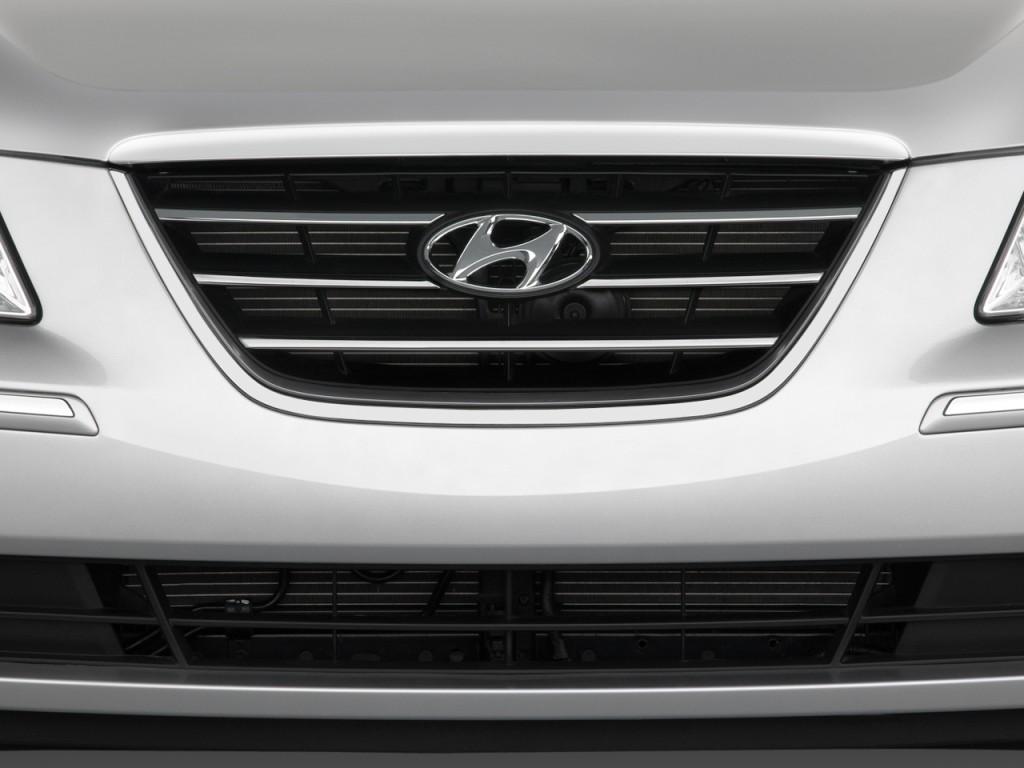 Image 2009 Hyundai Sonata 4 Door Sedan I4 Auto Limited Grille Size 1024 X 768 Type Gif