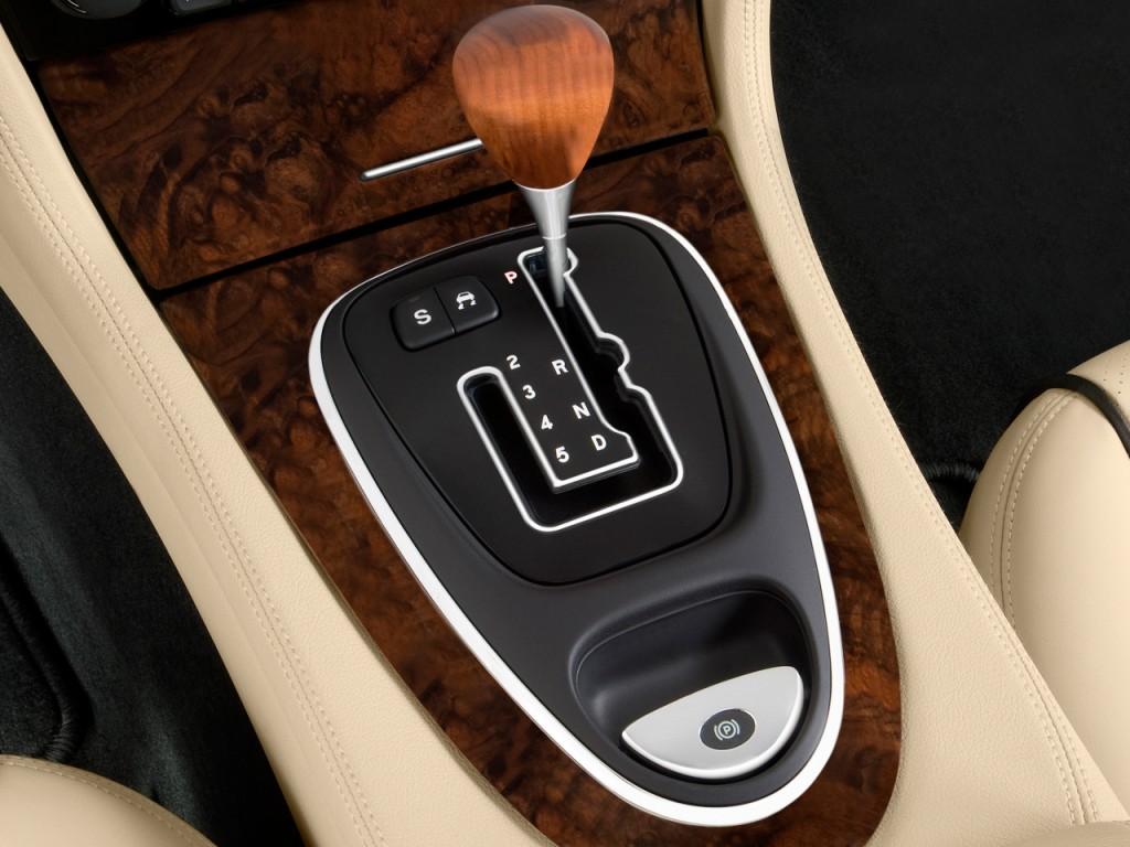 Used Jaguar Xj >> Image: 2009 Jaguar XJ 4-door Sedan XJ8 Gear Shift, size: 1024 x 768, type: gif, posted on ...