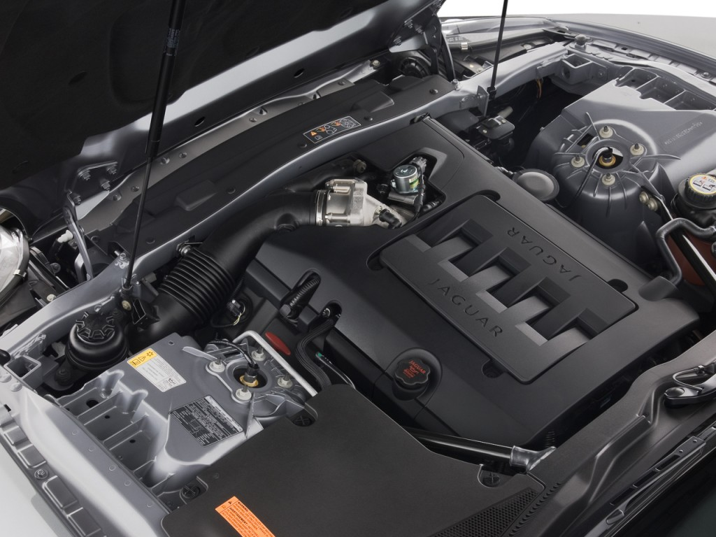 Image 2009 Jaguar Xk 2 Door Coupe Engine Size 1024 X