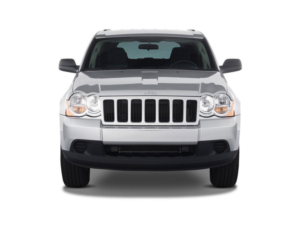 Image 2009 jeep grand cherokee rwd 4 door laredo front exterior view size 1024 x 768 type