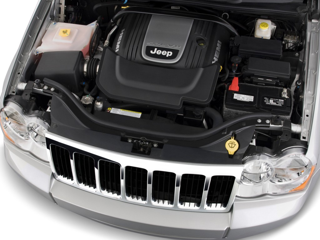 Image: 2009 Jeep Grand Cherokee RWD 4-door Limited Engine ...