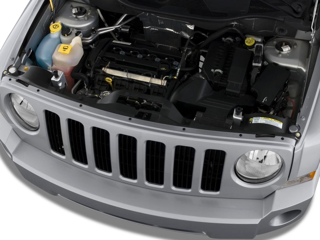 Image 2009 Jeep Patriot Fwd 4 Door Sport Engine Size