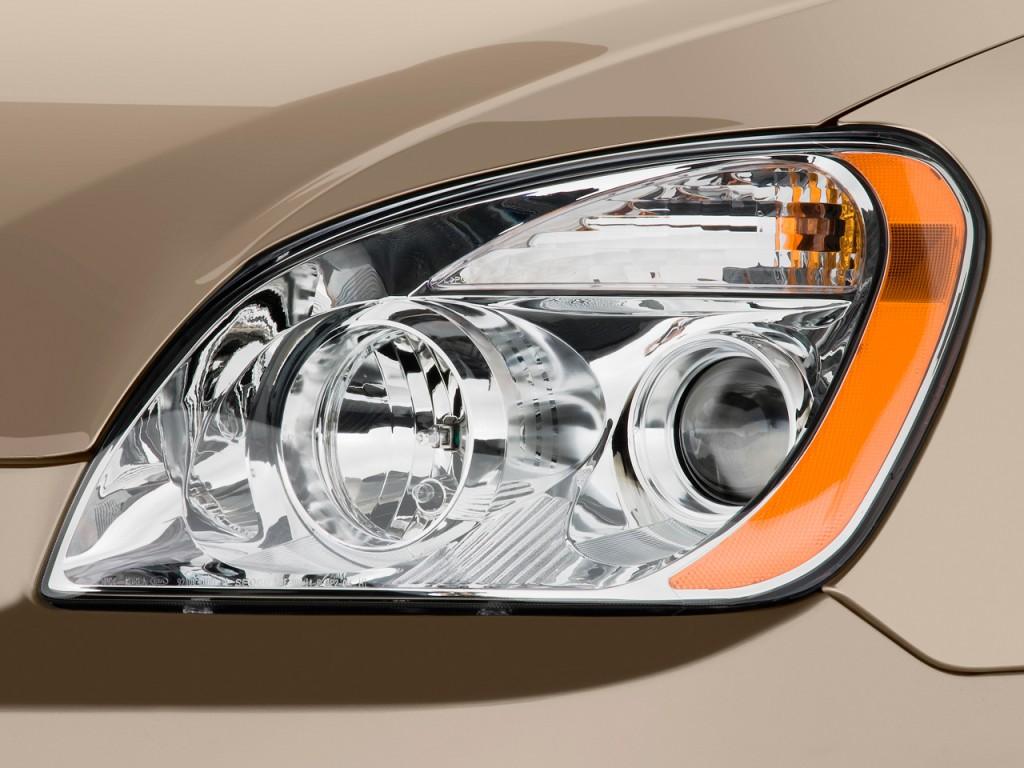 Image 2009 Kia Rondo 4 Door Wagon V6 Lx Headlight Size 1024 X 768 Type Gif Posted On