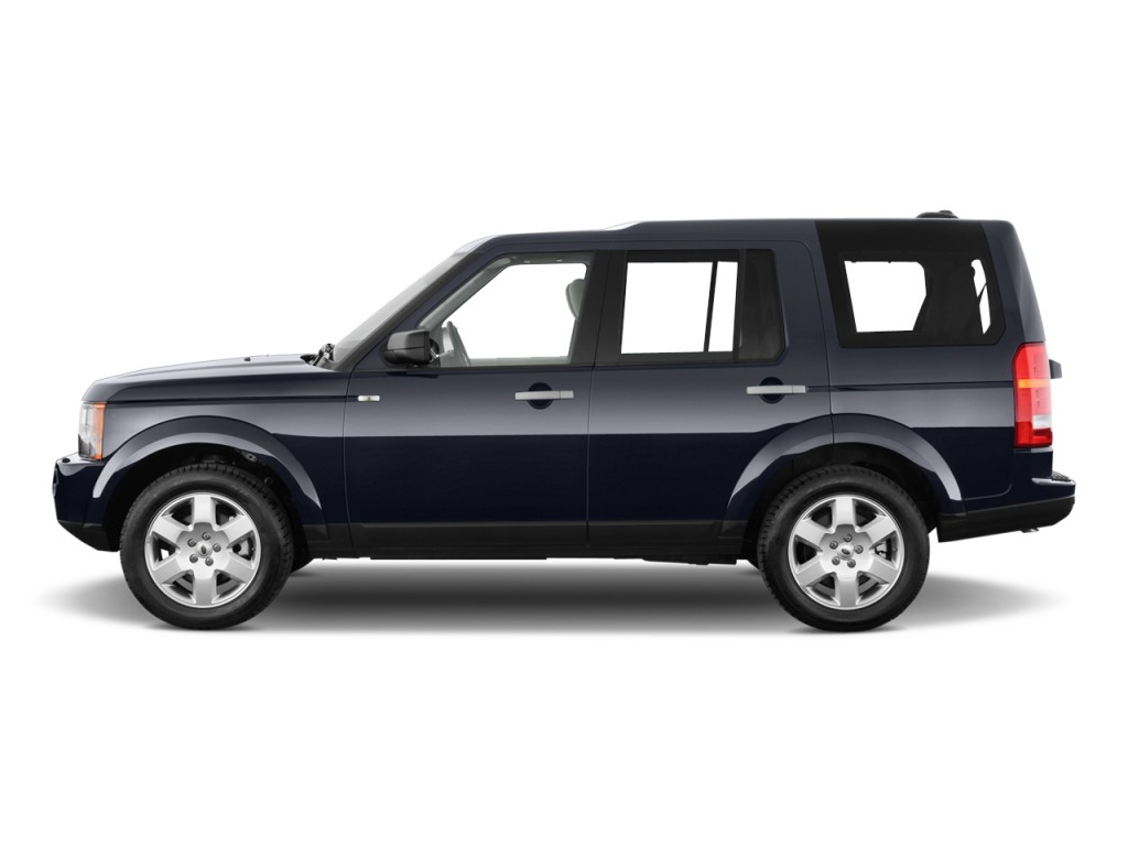 Image: 2009 Land Rover LR3 4WD 4-door V8 Side Exterior View, size: 1024 x 768, type: gif, posted ...